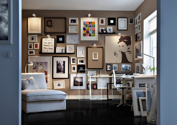 7 decomyplace for Ikea cornici foto