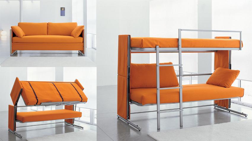 bunk sofa bed kinderbett hochbett samuel buche vollholz. Black Bedroom Furniture Sets. Home Design Ideas