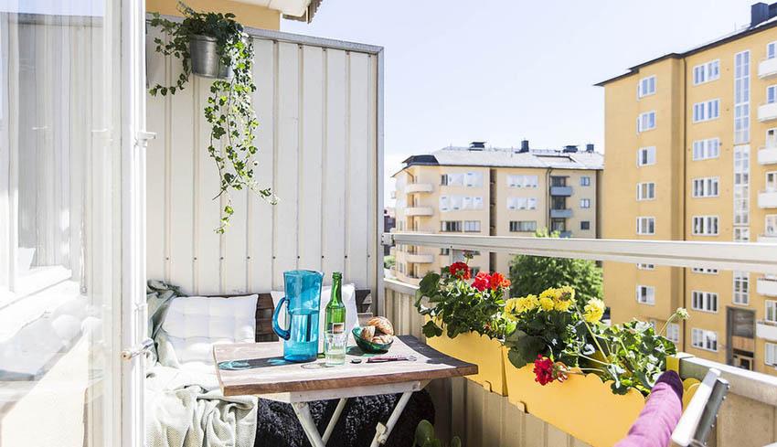 瑞典 13 坪大客廳公寓 - DECOmyplace 新聞
