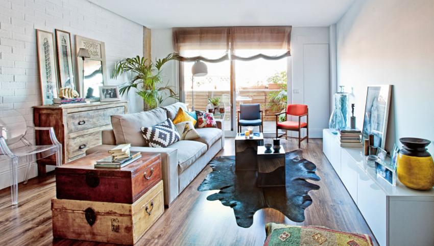 Decomyplace - Como decorar un salon rectangular de 20 metros ...