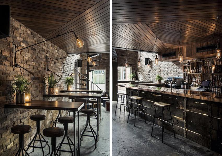澳洲特濃工業風餐廳 Donny S Bar Decomyplace 新聞