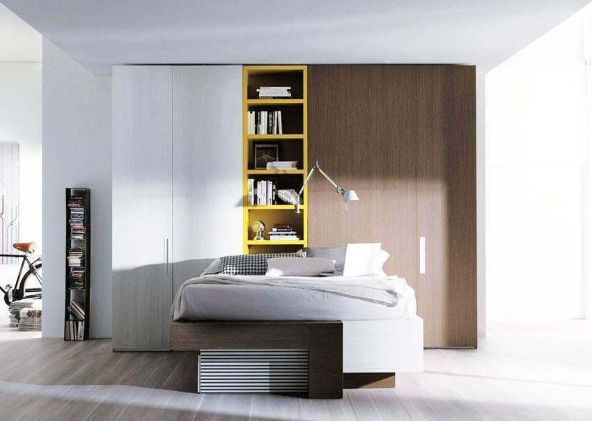 小套房也能打造完美更衣室
