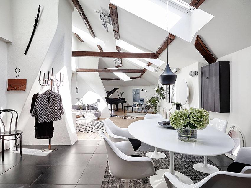 屋顶透光设计图