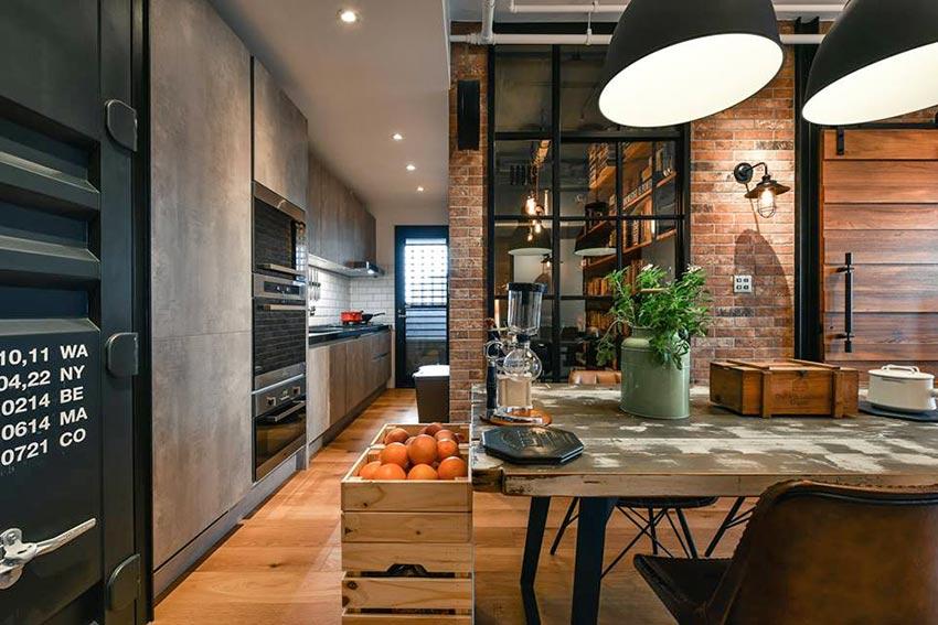 25 decomyplace - Loft industriel muratore construction design ...