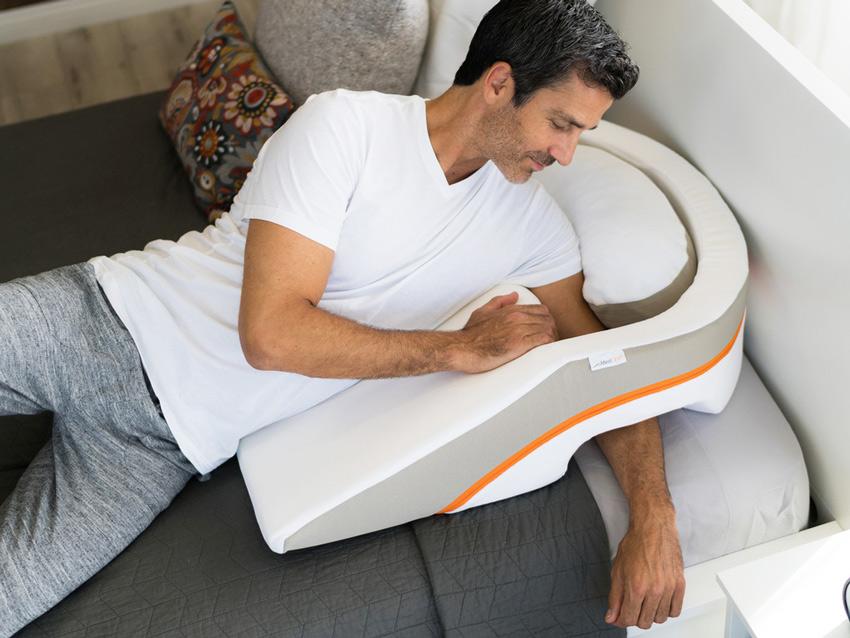 舒緩胃食道逆流!美國 Medcline 楔形側睡枕 Decomyplace 裝潢裝修、室內設計、居家佈置第一站