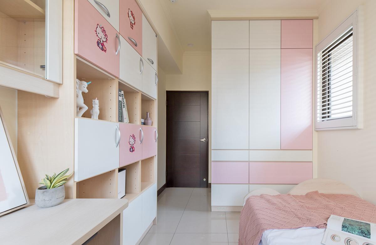 臥室收納設計