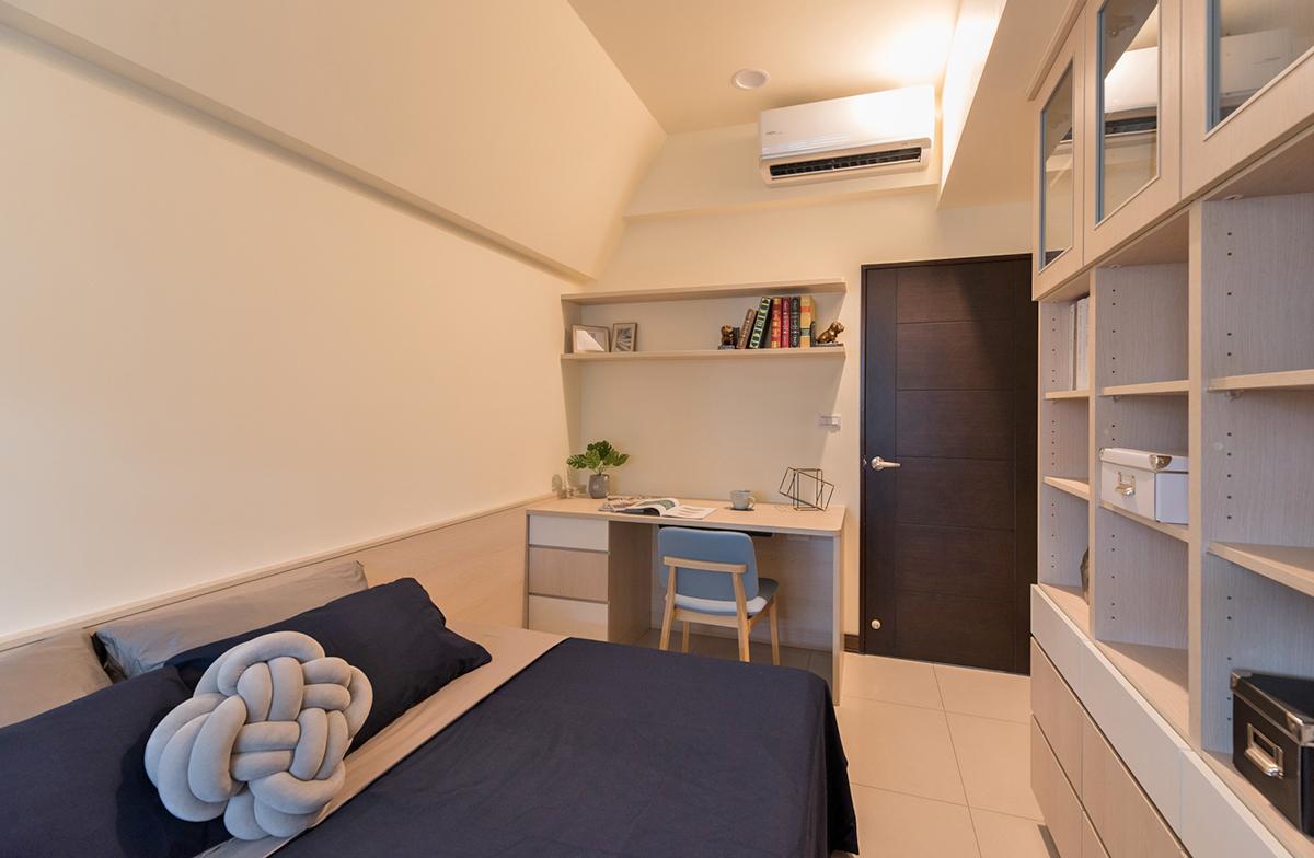 客房空間設計