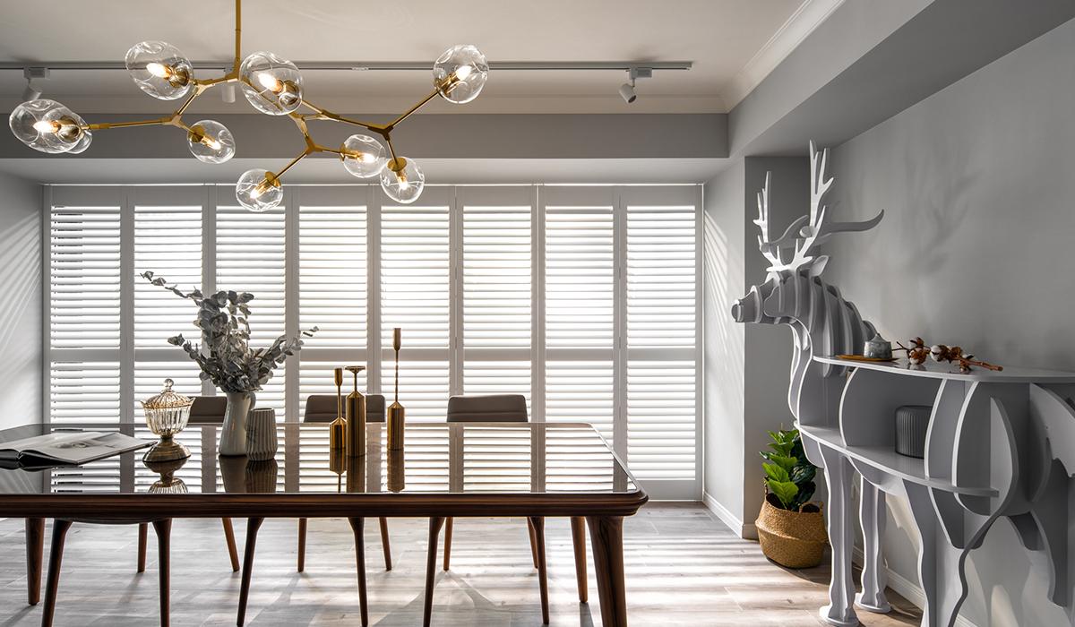 「專訪」輕奢優雅生活時光!台北 34 坪美式光感公寓 - 大漾帝空間設計