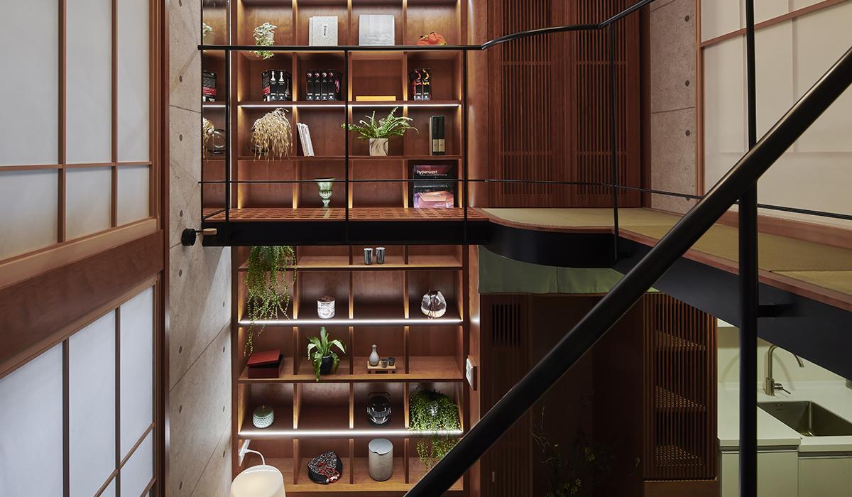 專訪 在令和遇見大正浪漫 新和風10 坪挑高小宅 玳爾室內設計