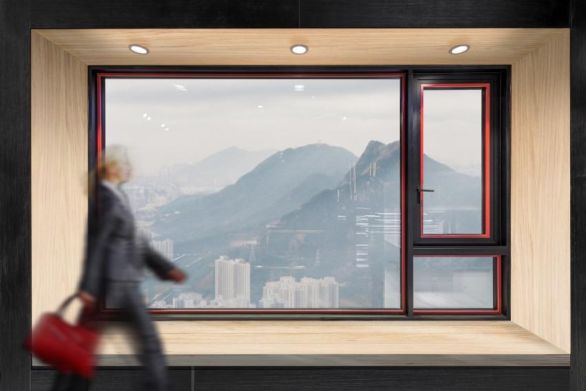 """气密窗变身观景窗!台湾创新多功能""""拾光窗"""""""